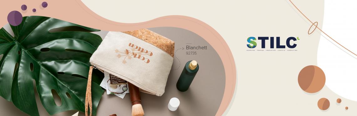 trousse toilette éco-responsable écologique developpement durable coton liège